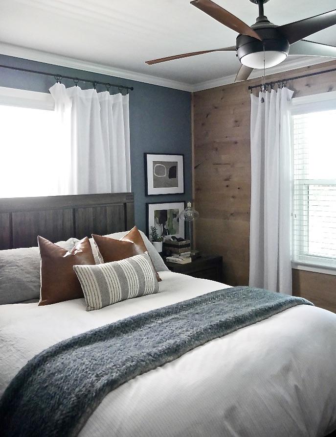 Sima Spaces, MN Interior Designer, Bedroom Design