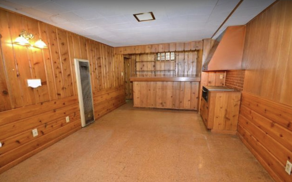 Sima Spaces Basement reveal: BEFORE